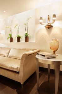 We'll always have Paris- new Monaco Sofa- a ladies' Chesterfield
