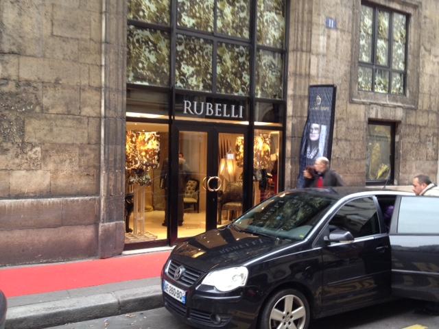 Rubelli paris